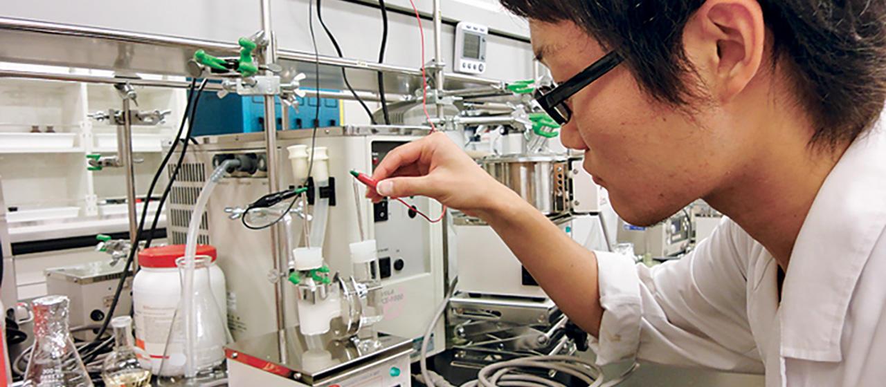 Organic Electron Transfer Chemistry Laboratory                      有機電子移動化学研究室